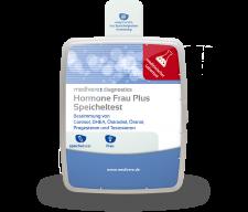 Hormonprofil Frau plus