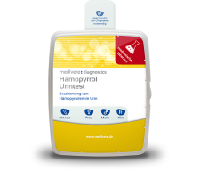 Hämopyrrolurie (HPU) Urintest