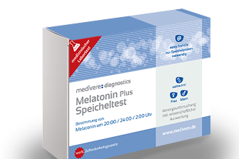 Speicheltest Melatonin plus, 1 St.