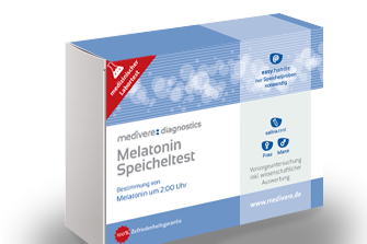 Speicheltest Melatonin, 1 St.
