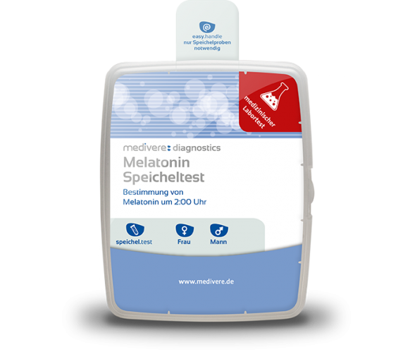 Speicheltest Melatonin