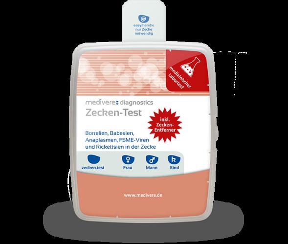 Zecken-Test