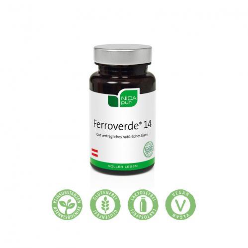 Ferroverde® 14 - 60 Kapseln