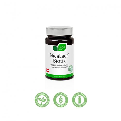 Nicalact® Biotik - 20 Kapseln