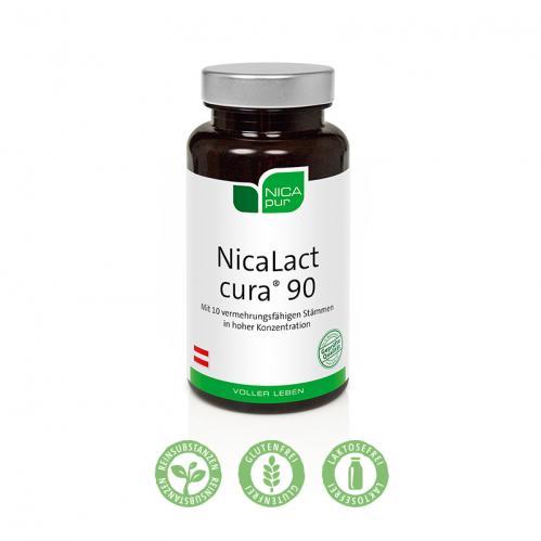 NicaLact cura 90 - 90 Kapseln