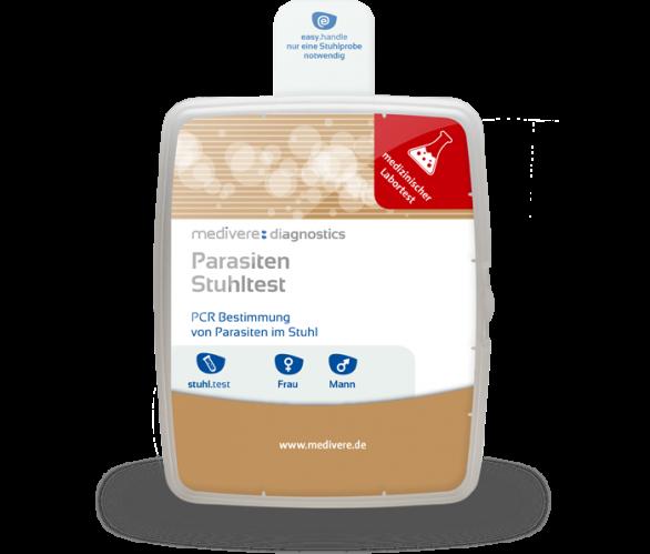 Parasiten-Test